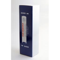 Film alimentaire étirable 45cmx300m rouleau en boîte distributrice