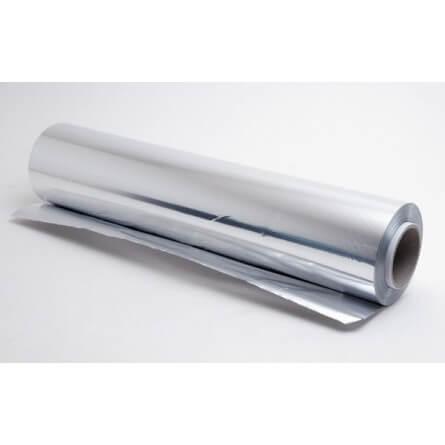Rouleau d'aluminium 200mx33cm sous tube individuel