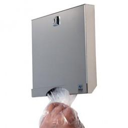Distributeur inox pour gants PE