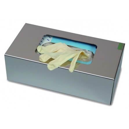 Distributeur inox de gants 1 boîte