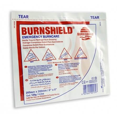 Compresse pour brûlure Burnshield 20x20cm