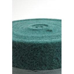 Tampon à récurer à découper vert en rouleau de 3 m