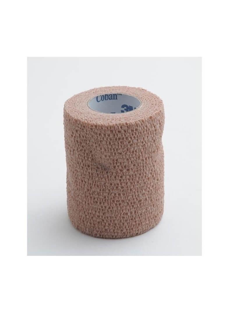 Bande cohésive Coban 3M 4.5mx7.5cm