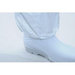 Combinaison Tyvek Classic T.XL blanc avec capuche