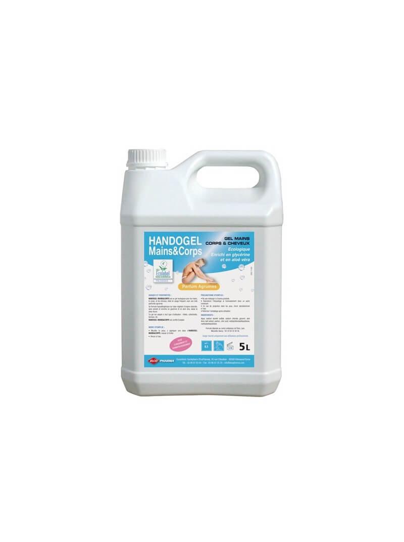 Crème lavante Handogel Ecolabel pour les mains 5L (prorisk)