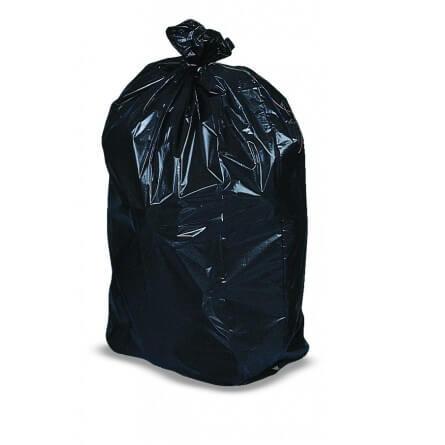 Sac poubelle PE BD super renforcé noir 170L