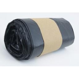 Sacs poubelles 30L PE HD noir