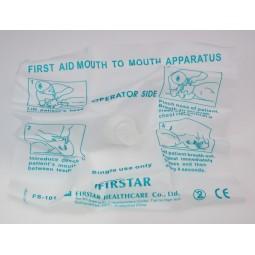 Masque de bouche à bouche