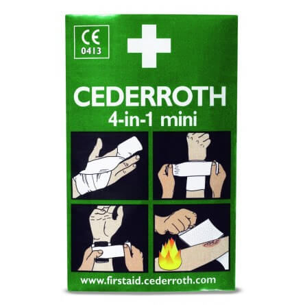 Petit pansement compressif CEDERROTH