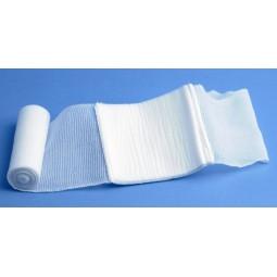 Pansement bande compressif blanc