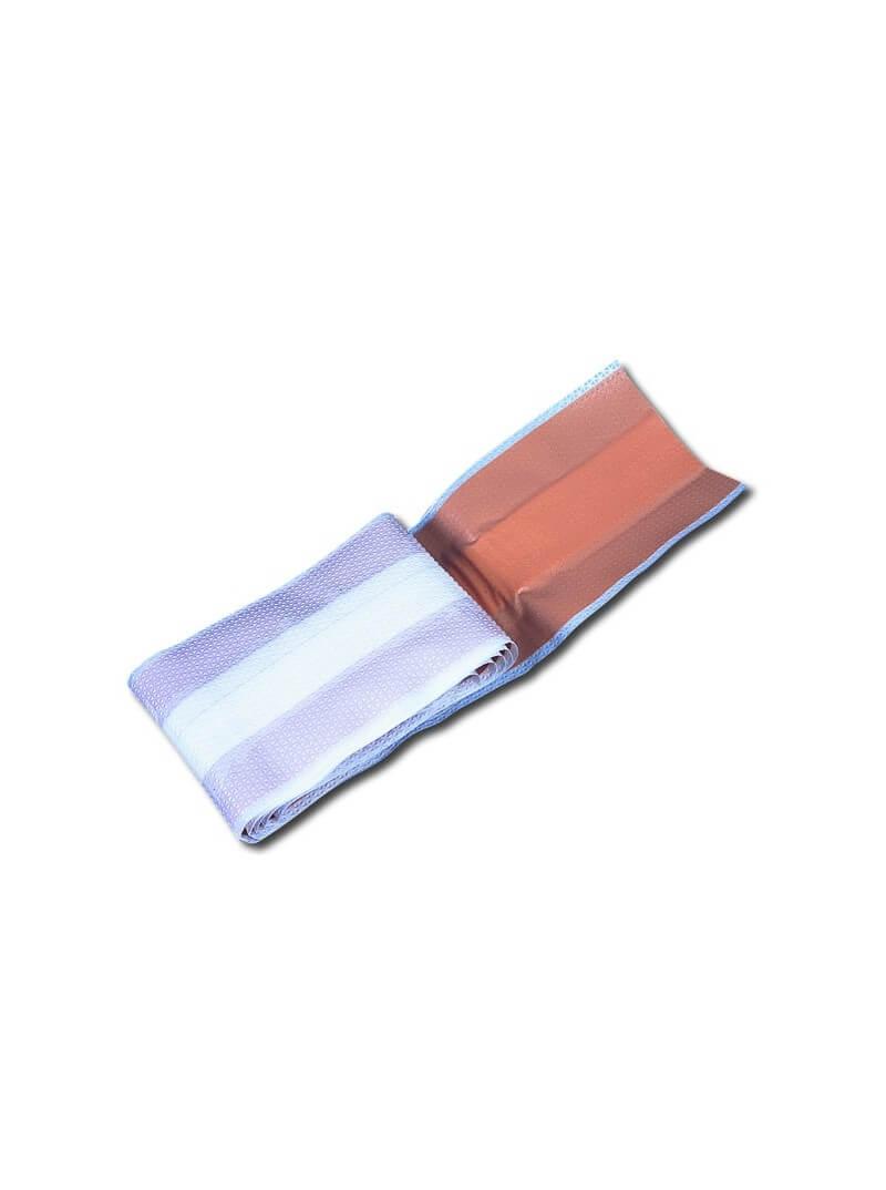 Pansement plastique en bande 6cmx1m avec compresse