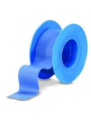 Sparadrap plastique bleu 5mx2cm