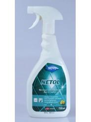 Nettoyant toutes surfaces sans trace citron NOVO NETOL pistolet 750mL