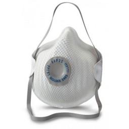 Masque de protection FFP2 coque avec soupape MOLDEX