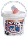 Seau de 70 lingettes anti-graffitis
