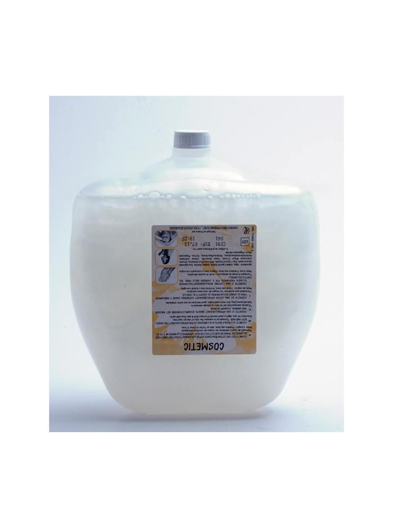 Savon crème lavage mains corps et cheveux COSMETIC cartouche Alphamouss L 1L