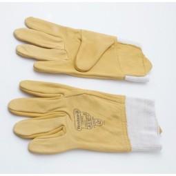 Gants hydrofuges cuir T.10