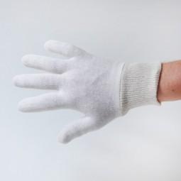 Gants coton interlock T.7/8