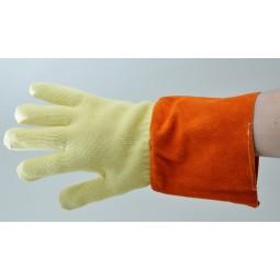 Gants Kevlar haute densité anti-chaleur et anti-coupure