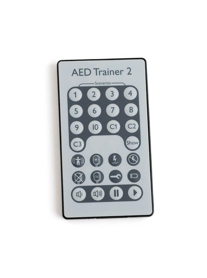 Télécommande pour AED Trainer 2 formation LAERDAL