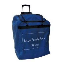 Pack famille Little LAERDAL (LA/LJ/BBA) avec valise de transport bleue