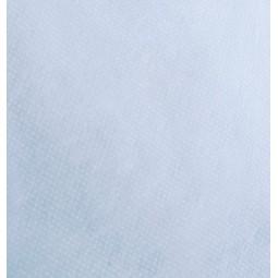 Taie de traversin jetable 150x40cm blanche