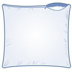 Renove oreiller jetable 60x60 cm blanc