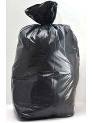 Sacs poubelles 130L PE BD super renforcé noir