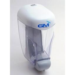 Distributeur de savon liquide ABS blanc 800ml