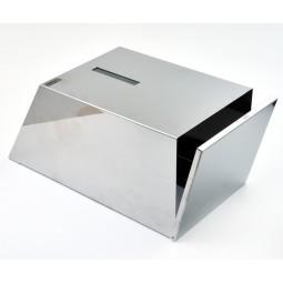 Distributeur d'articles usage unique inox grande capacité