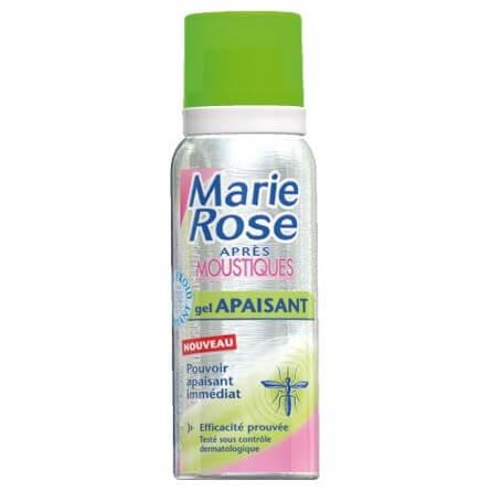 Gel froid apaisant piqûre moustique,flacon de 50ml MARIE ROSE
