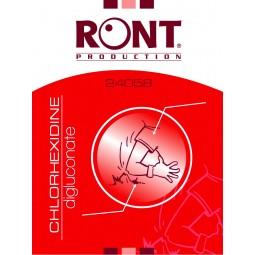Sachet de 10 lingettes chlorhexidine RONT