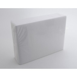 Lavettes blanches 50x35cm contact alimentaire