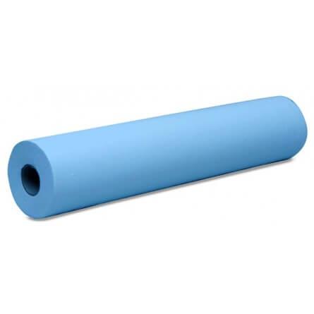 1 carton de 6 rouleaux de draps d'examen gaufré plastifié bleu 50x40cm