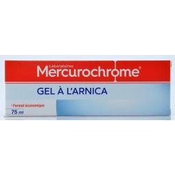 Gel à l'arnica pour les bleus Mercurochrome