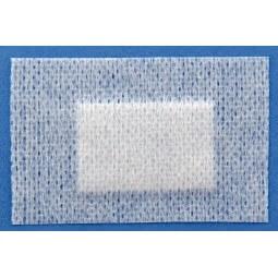 pansement avec compresse non tissé blanc 4x6cm