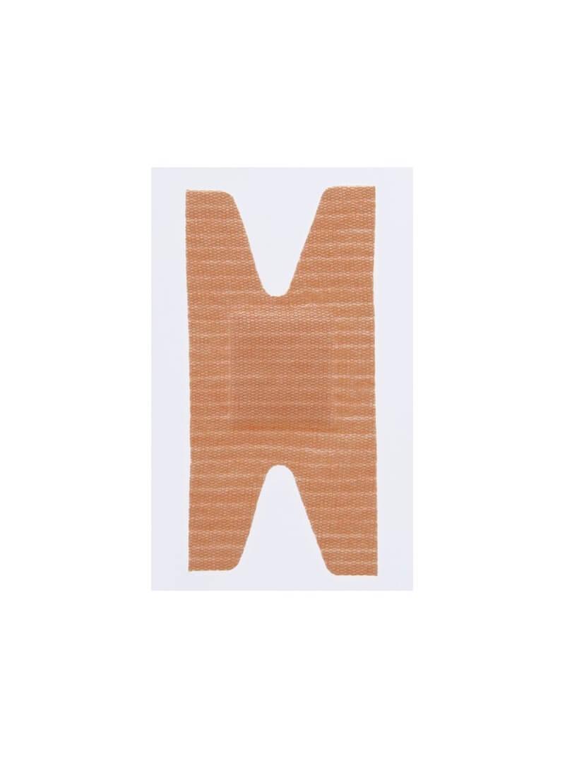 pansement tissé chair avec compresse articulations 7.5 x 3.8 cm