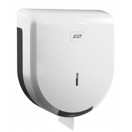 Distributeur de papier hygiénique MAXI JUMBO ABS blanc