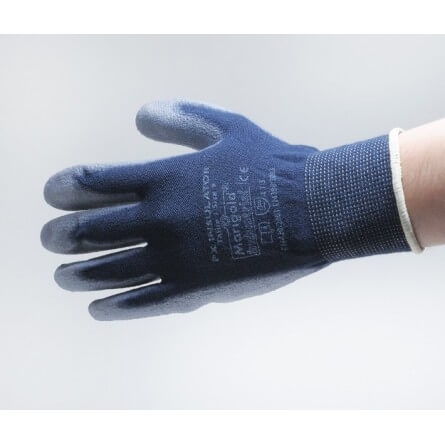 Gants protection froid