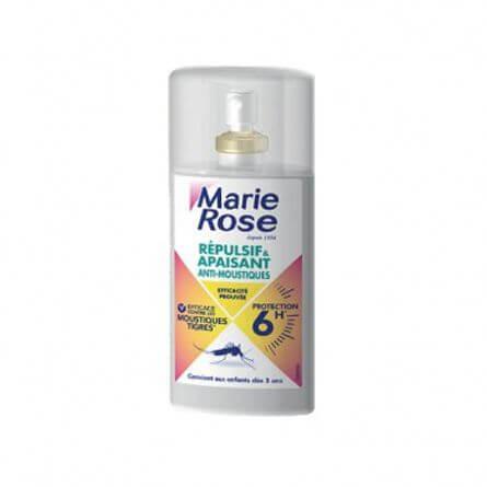 Spray répulsif et apaisant anti moustiques 100ml (6h)