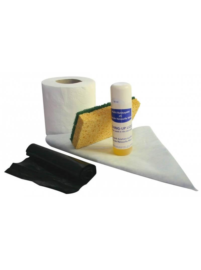 Kit d'accueil hygiène