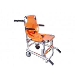 Chaise portoir pliante 2 roues