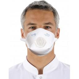 Masques de protection FFP2 pliables à valve EOR