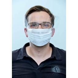 Masque à visière blanc SURGEOR