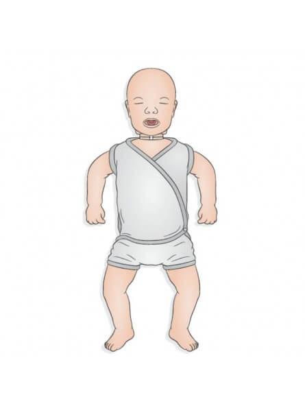 Mannequin Bébé RESUSCI QCPR Anne