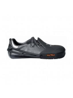 5 paires d'embouts visiteurs pour protection pieds 3 tailles noir