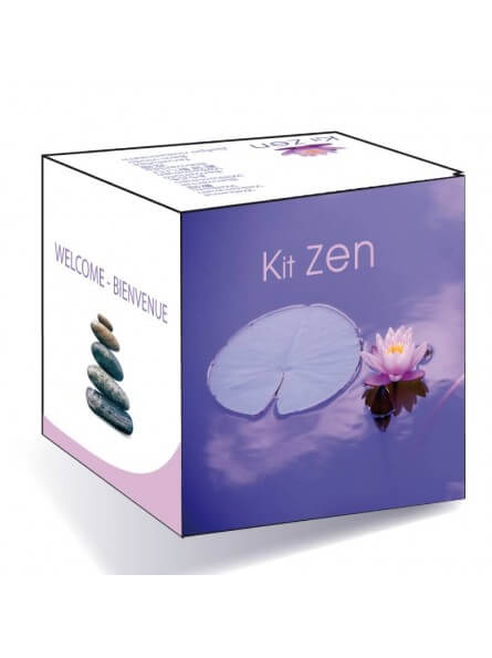 Kit accueil zen box