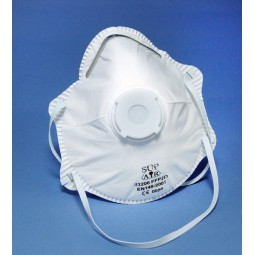 Masque respiratoire FFP2 D coque avec soupape