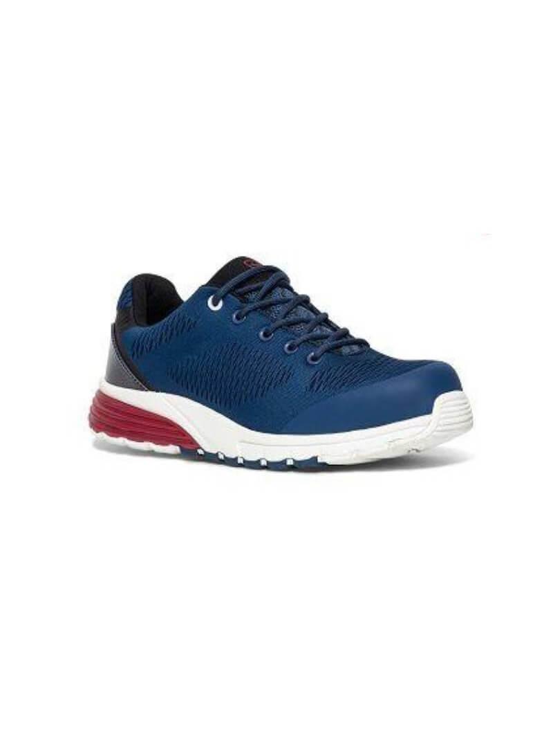 Chaussure textile embout composite S1P SQUASH bleu
