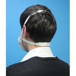 Masque de protection FFP3 coque avec soupape conditions extrêmes MOLDEX